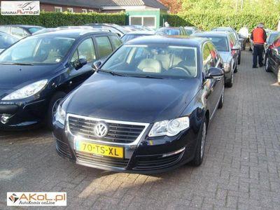 używany VW Passat 2dm 140KM 2009r. 56 000km