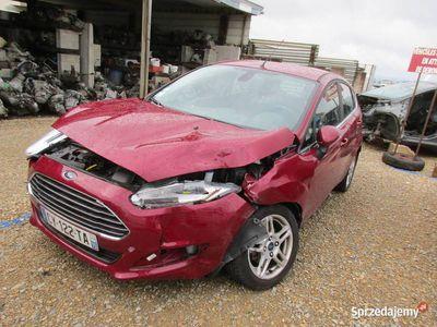 używany Ford Fiesta CY122