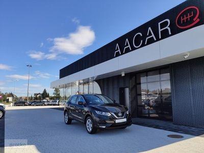 używany Nissan Qashqai II Acenta, FV-23%, gwarancja