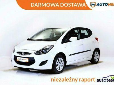 używany Hyundai ix20 DARMOWA DOSTAWA, Klimatyzacja, Serwis ASO