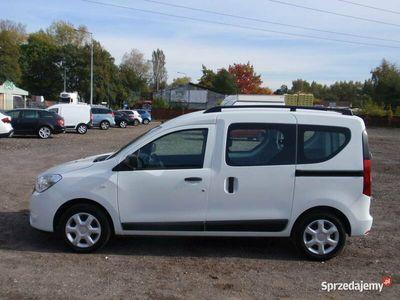 używany Dacia Dokker 1.6B 102Ps Klima Faktura Vat 23%