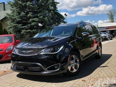 używany Chrysler Pacifica 3.6dm 359KM 2018r. 35 700km