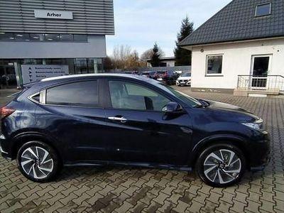 używany Honda HR-V II Executive 1.5 CVT rok 2019 Produkcja Japońska, Kraków