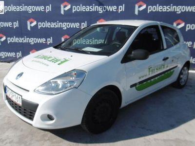 używany Renault Clio 1.5dm3 75KM 2013r. 182 746km ABS