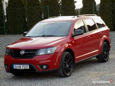 używany Fiat Freemont BLACK CODE 170KM 4x4 Keyless Navi Max !!