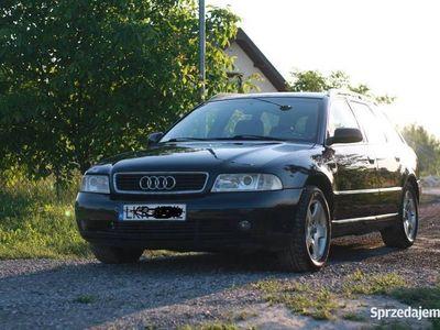 używany Audi A4 kombi