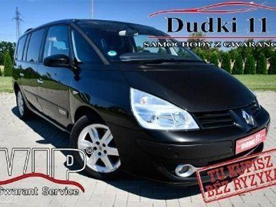 używany Renault Espace 2,0dci DUDKI11 Panorama,Alu,Klimatronic,Navi,Parkronic,GWARANCJA