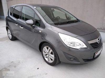 używany Opel Meriva B 1.7 CDTi 110KM Klimatronic/Parktronic/Gwar.Przebiegu/Pełny Serwis