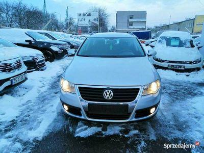 używany VW Passat 1.4dm3 122KM 2009r. 247 590km 1.4 TSI Benzyna 122 KM, Klima dwustrefowa, Alufelgi, Czujniki park.