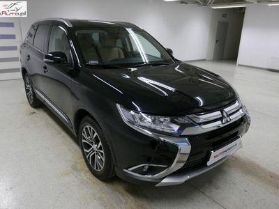 używany Mitsubishi Outlander 2dm3 150KM 2017r. 16 476km 2.0,150KM, A/T4x4 INTENSE+,Rej'17 ,7 osób,Kraj,I-szy właściciel,FV23%,