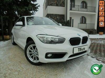 używany BMW 118 1.5dm 136KM 2019r. 34 000km