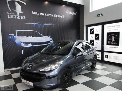 używany Peugeot 207 ISOFIX**KLIMATYZACJA**CD