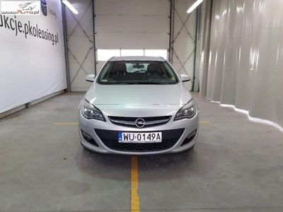 brugt Opel Astra Astra 1.4dm3 140KM 2014r. 100 143kmIV Sports Tourer 1.4 T Cosmo aut