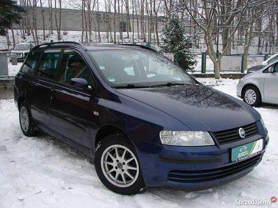 używany Fiat Stilo 1.6dm3 105KM 2003r. 186 000km 1.6 E 16 V105 KM Klima