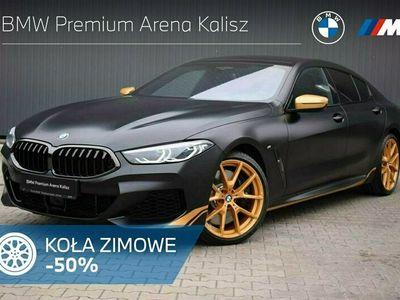 używany BMW 850 4.4dm 530KM 2020r. 5km