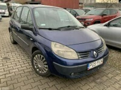 używany Renault Scénic II Scenic1,9 DCI Klimatronic Zarejestrowany !!! II (2003-2009)