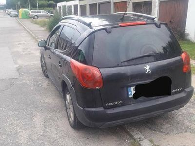 używany Peugeot 207 Outdoor