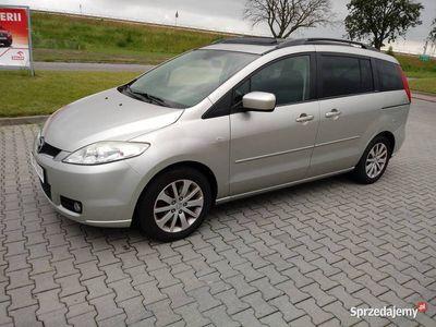 używany Mazda 5 1,8 16V Klimatronic 7 foteli,Gwarancja przebiegu