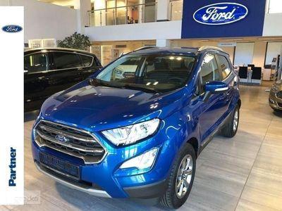 używany Ford Ecosport 1dm 125KM 2019r. 10km