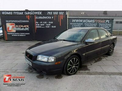 używany Volvo S80 !!!Targówek!!! 2.5 Diesel, 2000 rok produkcji! KOMIS TYSIAK I (1998-2006)