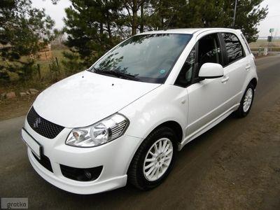 brugt Suzuki SX4 I 1.6 benz. 107 KM WRC Limited. No. 6/500 Ks. serwis