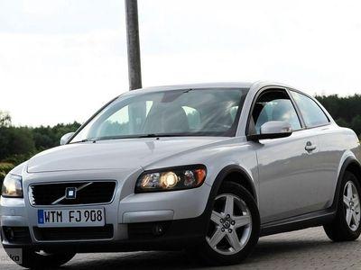 używany Volvo C30 1.6dm3 109KM 2007r. 212 401km 109KM Bogate Wyposażenie Niemcy