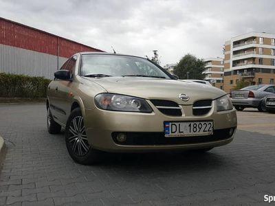 używany Nissan Almera N16 Długie opłaty Klima Okazja!