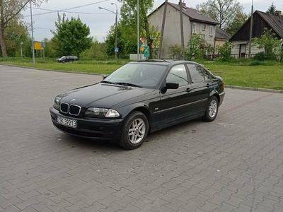 używany BMW 320 E46 D 136KM uszkodzone