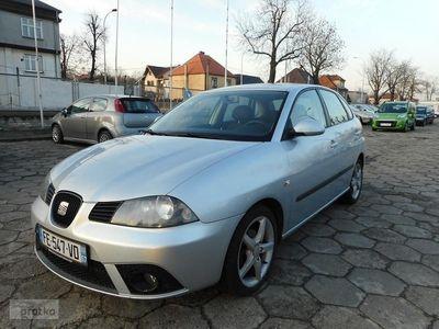używany Seat Ibiza 1.4dm 80KM 2009r. 154 000km