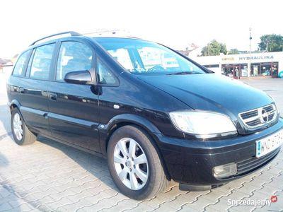 używany Opel Zafira 2.0 Diesel 101 KM, automat, 2005r., Climatronic