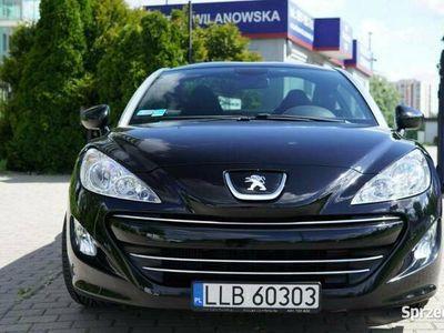 używany Peugeot RCZ 1.6dm 156KM 2012r. 85 000km