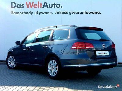 używany VW Passat Samochód kombi 2.0TDI Bluemotion Ice