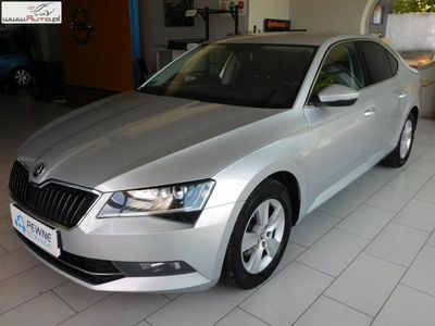 used Skoda Superb 2dm 190KM 2016r. 174 561km