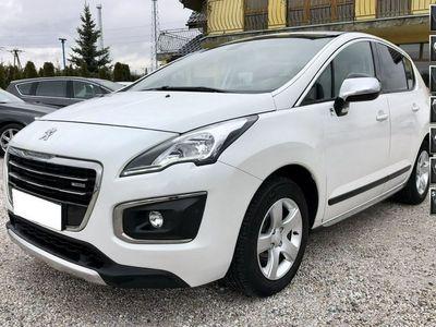 używany Peugeot 3008 2dm 200KM 2014r. 140 000km