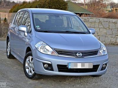 używany Nissan Tiida II [C12] Navi / Stan Idealny, Strzegom