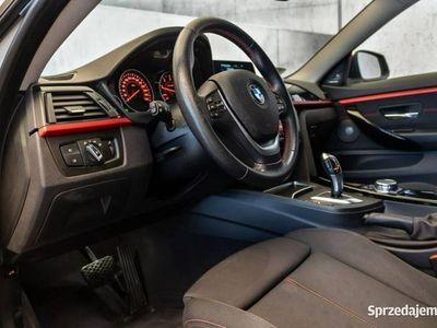 używany BMW 420 2dm 190KM 2016r. 129 651km