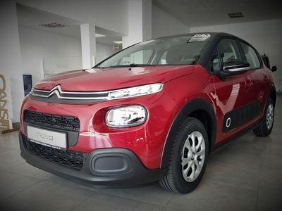 używany Citroën C3 FEEL 1.2 82 KM Radar cofania ! III (2016-)