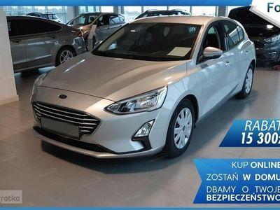 używany Ford Focus IV Trend Trend 1.0 EcoBoost 125KM | Tempomat | Koło Zapasowe | Opcje