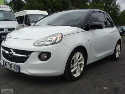 używany Opel Adam 1,2 i Klima Opłacony Stan Idealny