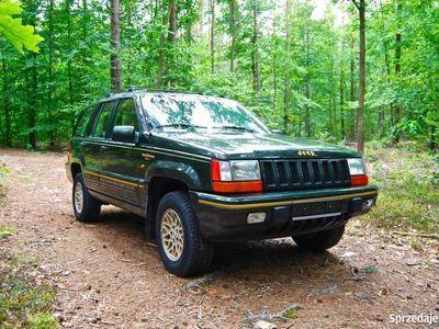 używany Jeep Grand Cherokee ZJ Limited 5.2 V8 Szwajcaria!!