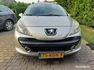 używany Peugeot 207 bezwypadkowy, zadbany, GWARANCJA, wersja PREMIUM