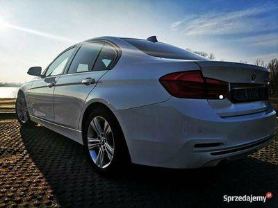 używany BMW 318 f30 i salon Polska