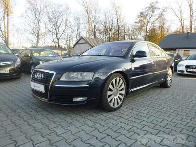 używany Audi A8 II (D3) 3,0 TDI Zarejestrowana Gwarancja