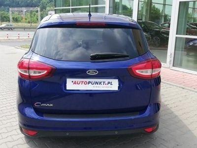 używany Ford C-MAX II 1,5 TDCI 120 KM VAN TITANIUM Nawigacja/Automat/Aso/Vat23%