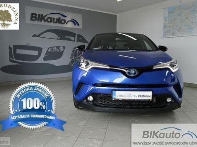 używany Toyota C-HR 1.8 HSD HYBRID Selection SALON PL GWARANCJA