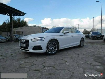 używany Audi A5 1.4dm 150KM 2017r. 46 067km