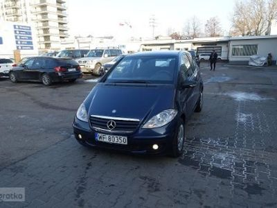 używany Mercedes 180 Klasa A W169Import Niemcy mod 2005