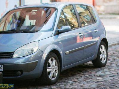 używany Renault Scénic II 1.9 dCi Luxe Privilege