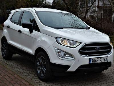 używany Ford Ecosport 1dm 125KM 2018r. 5 000km