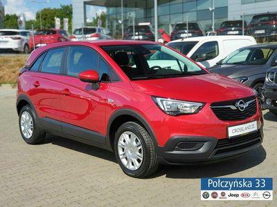 używany Opel Crossland X 1.2dm 130KM 2020r. 5 520km